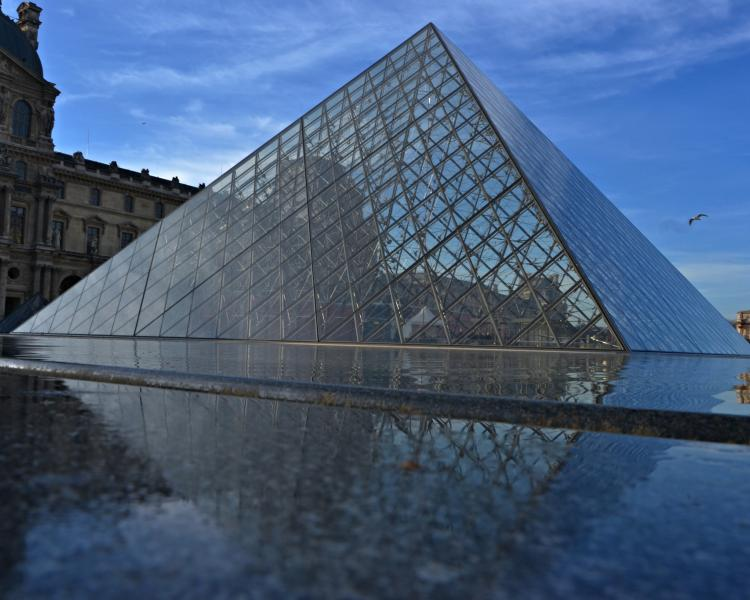 групповые экскурсии в Париже
