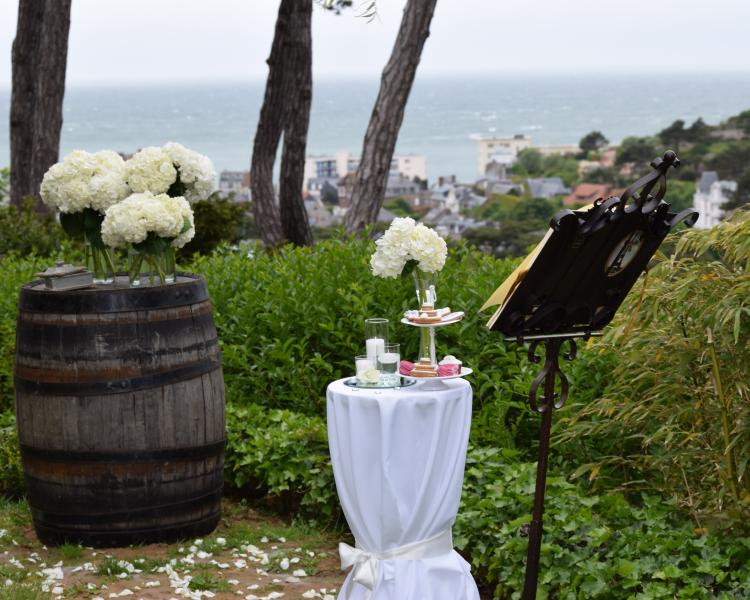 Организация свадьбы во Франции