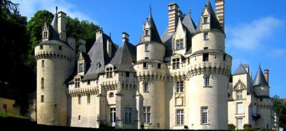 Замок Юссе. Тур по замкам долины Луары