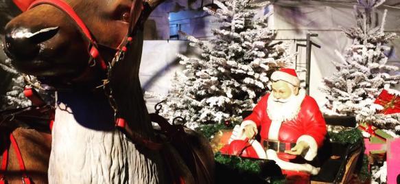 Рождество в Париже