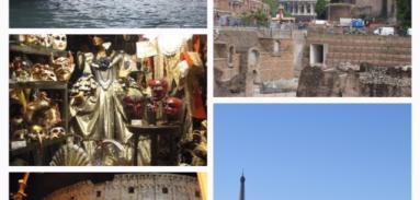 Париж-Венеция-Рим
