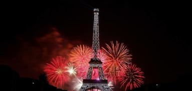 14 июля в Париже