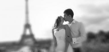 Свадьба в Париже для двоих