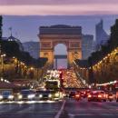 Уик-энд в Париже