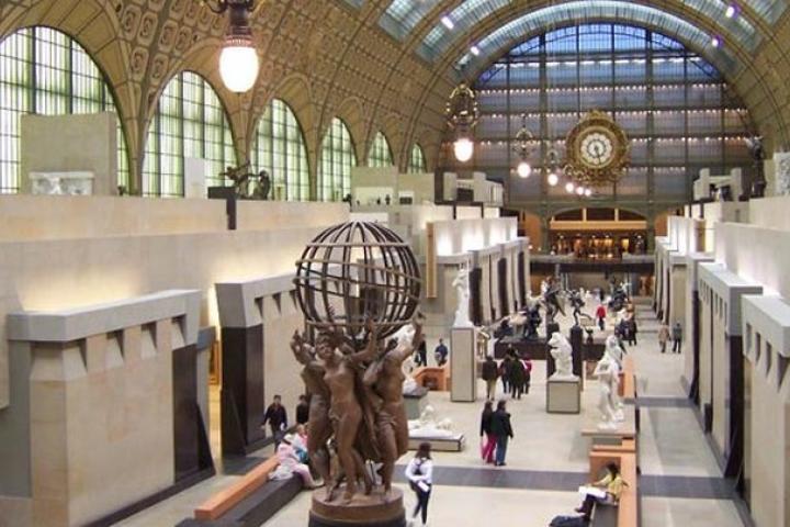 Увлекательные экскурсии по музеям Парижа